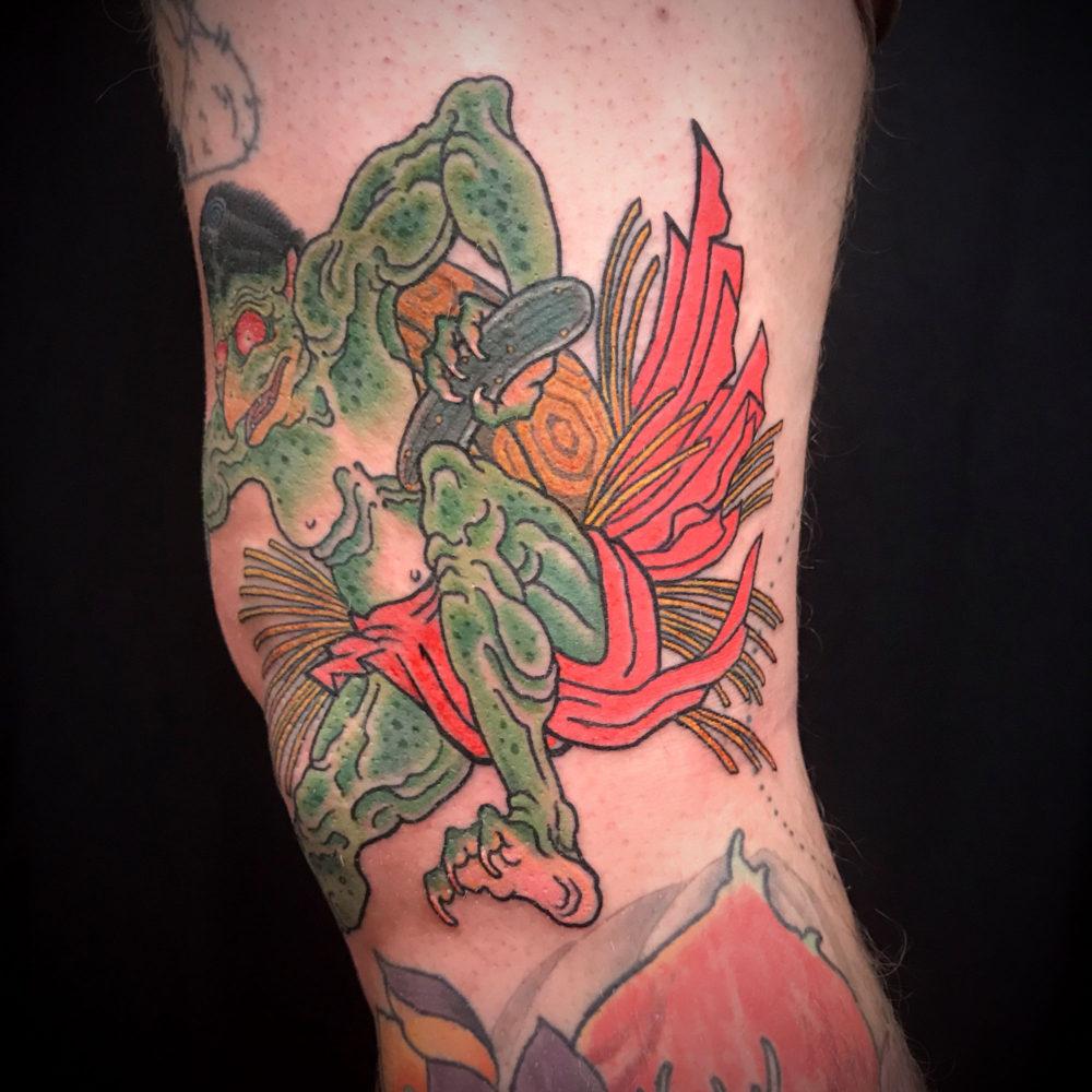 Kappa #2 Tattoo