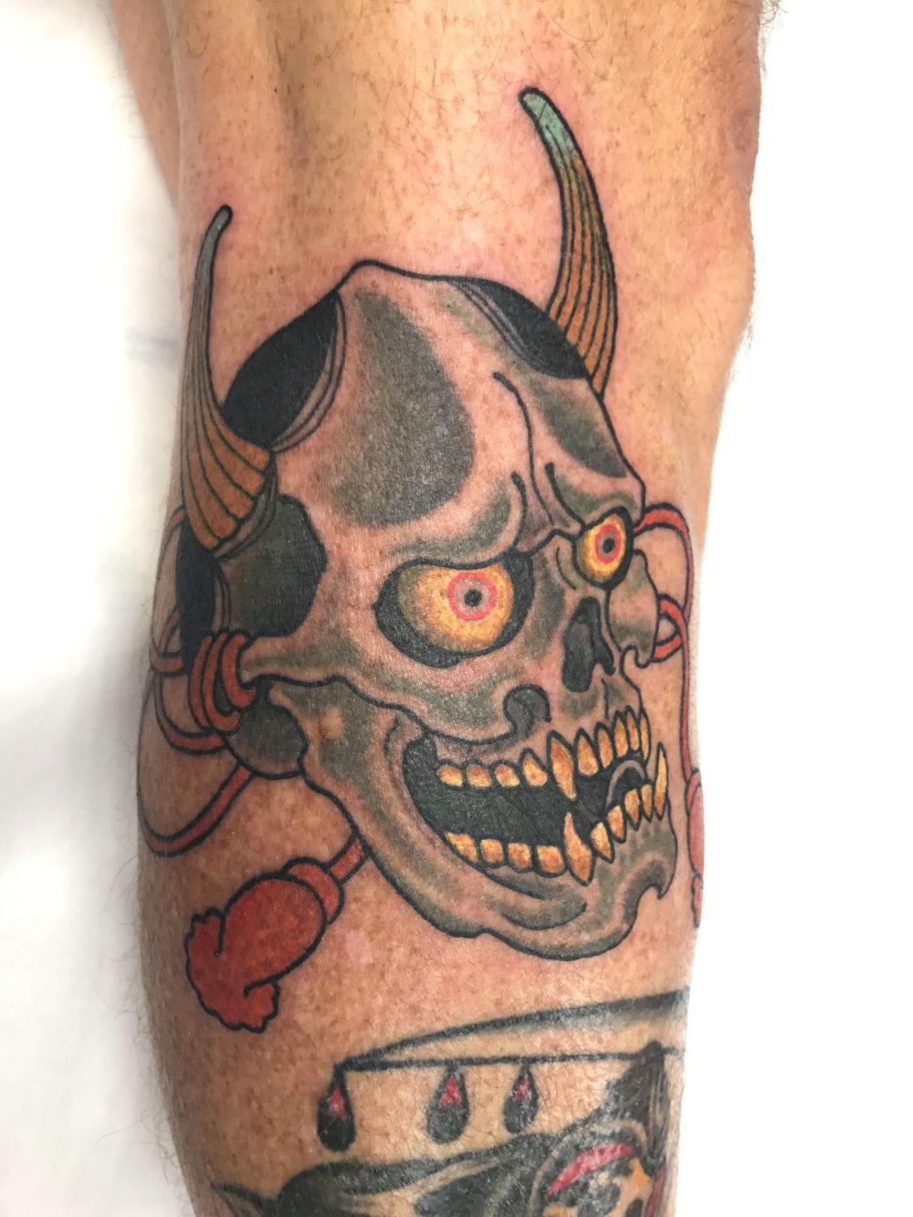 Skullanya Tattoo
